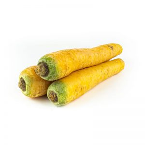 Bieten-kolen-wortels - wortel-geel