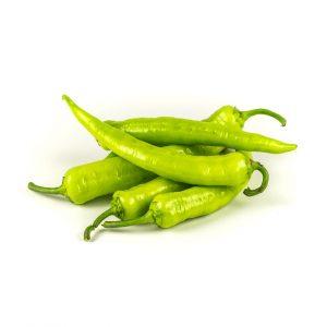 Groenten - punt-paprika-groen