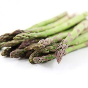 Groenten - asperge-tips-groen